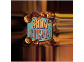 Soda Steam Shortfill Range (50ml) (6)