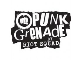 Punk Grenade Shortfill Range (50ml) (6)